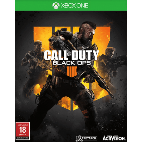 Call of Duty Black Ops 4 PREVENTA