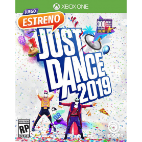Just Dance 2019 XBOX ON