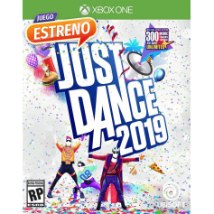 Just Dance 2019 XBOX OFF