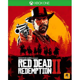 Red Dead Redemption 2 xbox on