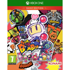 SUPER BOMBERMAN R XBOX ONE OFFLINE