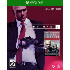 HITMAN 2 XBOX ONE OFFLINE
