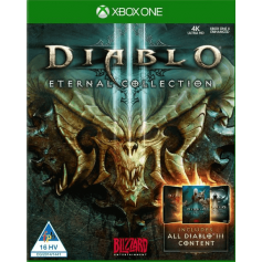 Diablo III Eternal Collection XBOX ONE OFFLINE