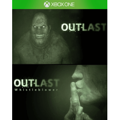 Outlast Bundle of Terror