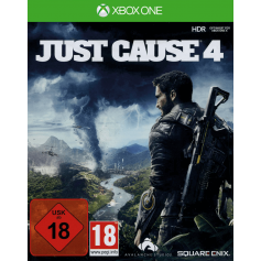 Just Cause 4 XBOX ONE OFFLINE