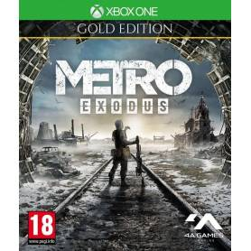 Metro Exodus Gold Edition XBOX ONE