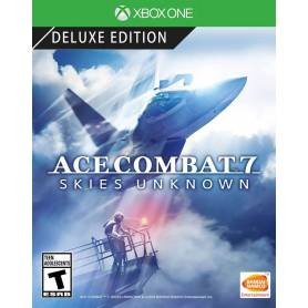 ACE COMBAT 7 SKIES UNKNOWN DELUXE OFFLINE