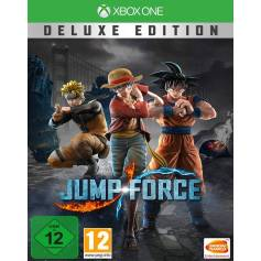 JUMP FORCE - Deluxe Edition OFFLINE
