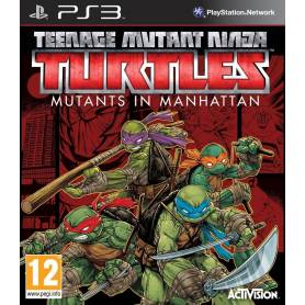 TMNT Mutants In Manhattan