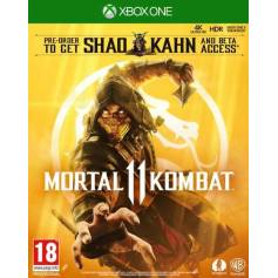Mortal Kombat 11 XBOX MODO OFFLINE
