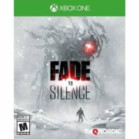 Fade to Silence XBOX OFF