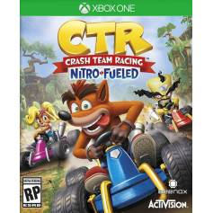 Crash Team Racing Nitro-Fueled XBOX OFF