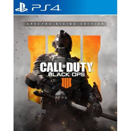 Call of Duty Black Ops 4 PS4 Spectre Rising Edition
