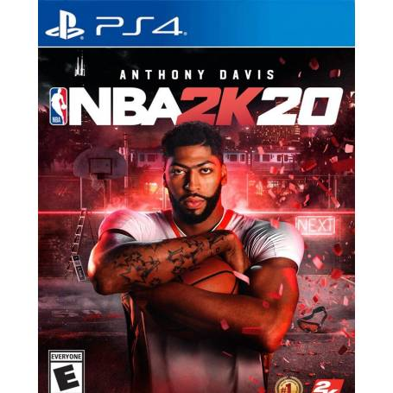 NBA 2K20 PS4 [RESERVA]