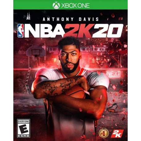 NBA 2K20 PS4 [RESERVA]