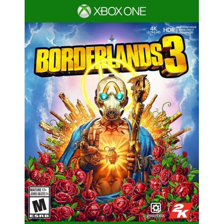 Borderlands 3 PS4 [reserva]
