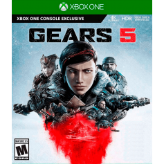 Gears 5 xbox off