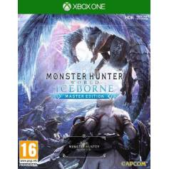 Monster Hunter World Iceborne xbox one offline