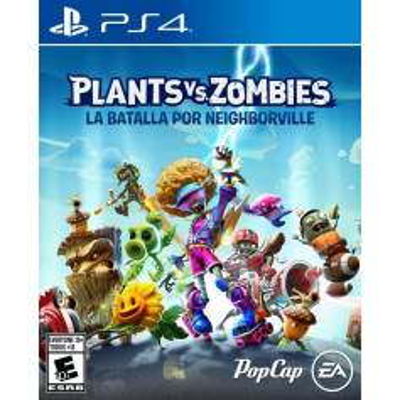 Plantas vs. Zombies La Batalla de Neighborville PS4