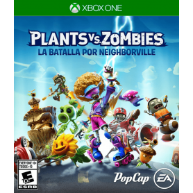 Plantas vs. Zombies La Batalla de Neighborville XBOX ONE