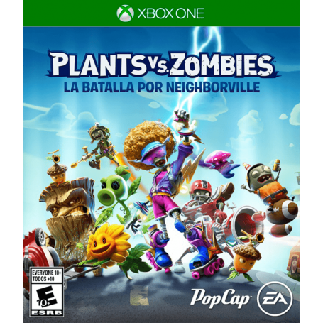 Plants vs. Zombies BDN Founder's Edition XBOX ONE