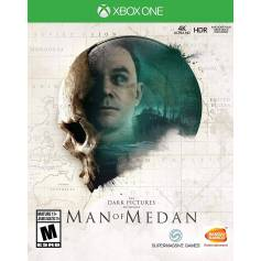 The Dark Pictures Anthology Man Of Medan xbox off