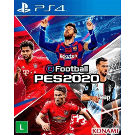 eFootball PES 2020 PS4 LATINO