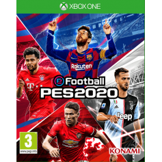 eFootball PES 2020 XBOX OFF