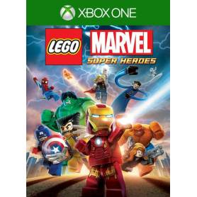 LEGO Marvel Super Heroes XBOX OFF