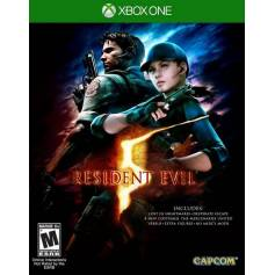 Resident Evil 5 XBOX OFF