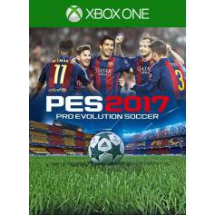 Pro Evolution Soccer pes 2017 xbox off