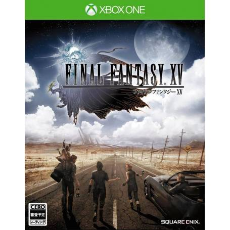 FINAL FANTASY XV ROYAL EDITION XBOX ONE OFFLINE