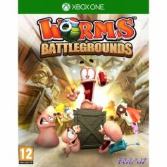 Worms Battlegrounds XBOX OFF
