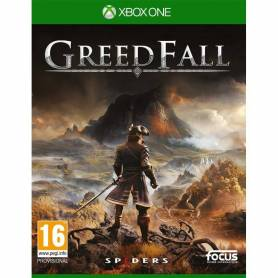 GreedFall XBOX OFF