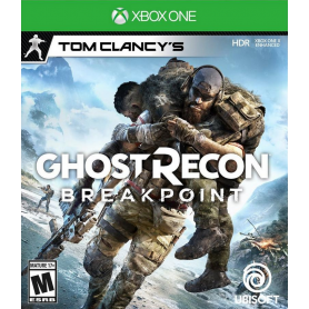 Tom Clancy's Ghost Recon Breakpoint xbox off