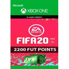 FIFA 20 2200 FUT Points Xbox ONE