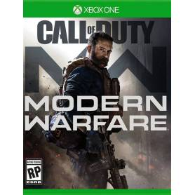 Call of Duty Modern Warfare XBOX OFF