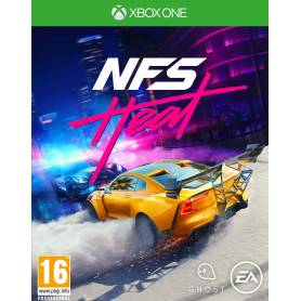 Need for Speed Heat Standard Edition XBOX OFF