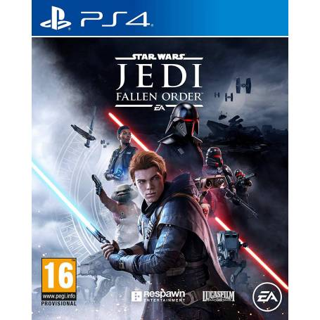 STAR WARS Jedi: Fallen Order PS4