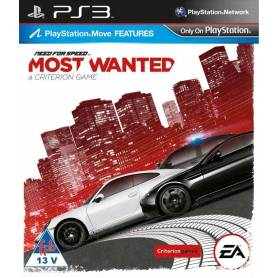Need for Spee Most Wanted