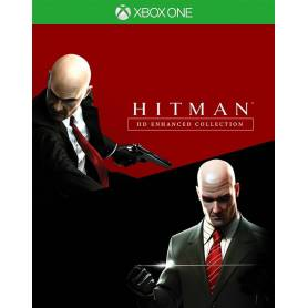 Hitman HD Collection xbox off