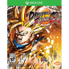 DRAGON BALL FIGHTERZ XBOX OFF