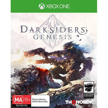 Darksiders Genesis xbox off