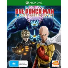 ONE PUNCH MAN: A HERO NOBODY xbox one off