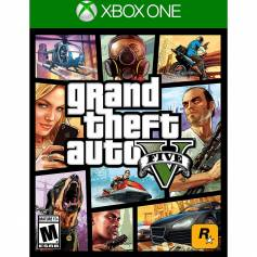 GTA Grand Theft Auto V XBOX OFF