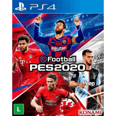 eFootball PES 2020 PS4 EURO