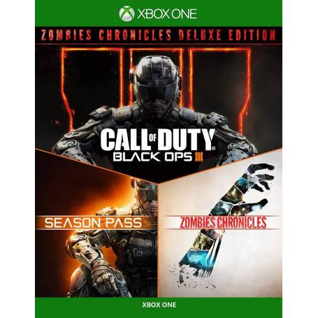 Call of Duty Black Ops III Zombies Deluxe XBOX OFF