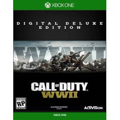 Call of Duty WWII - Digital Deluxe XBOX OFF
