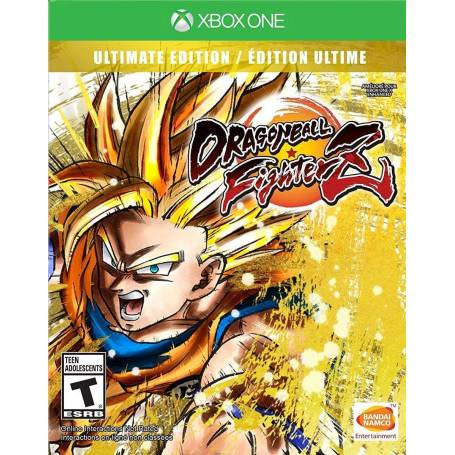 DRAGON BALL FIGHTERZ - Ultimate Edition XBOX OFF