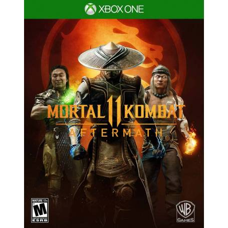 Mortal Kombat 11 Aftermath Kollection XBOX OFF